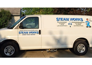 Fort Wayne carpet cleaner Steam Works Cleaning & Restoration