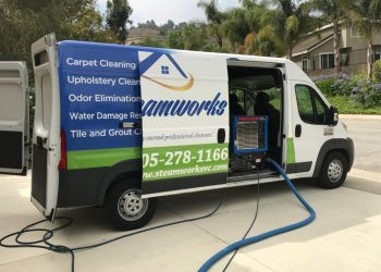 Oxnard carpet cleaner Steamworks Cleaning and Restoration