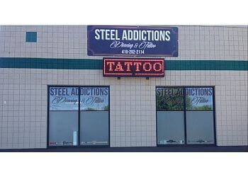 Toledo tattoo shop Steel Addictions