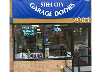 Pittsburgh garage door repair Steel City Garage Doors