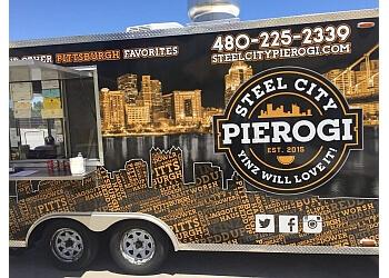 Mesa food truck Steel City Pierogi