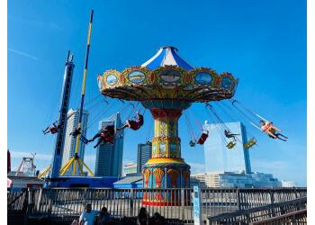 Jersey City amusement park Steel Pier