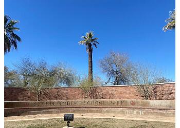 Phoenix public park Steele Indian School Park