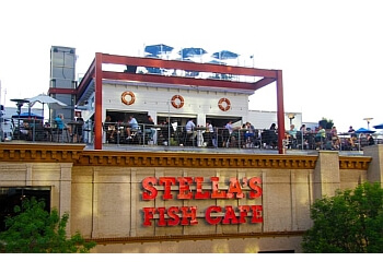 Minneapolis seafood restaurant Stella's Fish Cafe & Prestige Oyster Bar