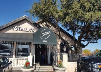 Lubbock italian restaurant Stella's restaurant