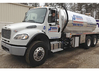 Newport News septic tank service Stemmle Plumbing