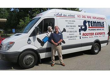 Richmond plumber Stemmle Plumbing Repair Inc.