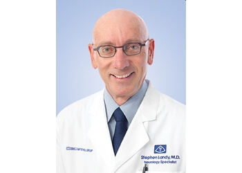 Memphis neurologist Stephen H. Landy, MD