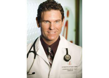 West Valley City cardiologist Stephen L. Miller, MD