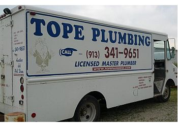 Overland Park plumber Stephen Tope Plumbing