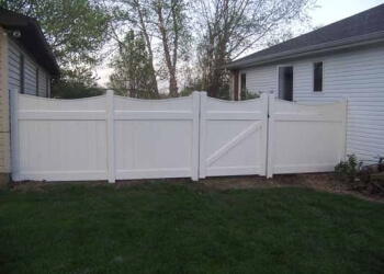 Wichita fencing contractor Stephens Fence