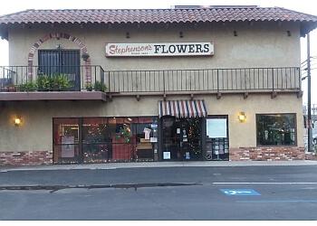 San Bernardino florist Stephenson's Flowers
