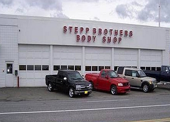 Anchorage auto body shop Stepp Brothers Body Shop