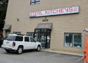 Jersey City custom cabinet Sterl Kitchens Co. Inc.