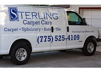 Reno carpet cleaner Sterling Carpet Care
