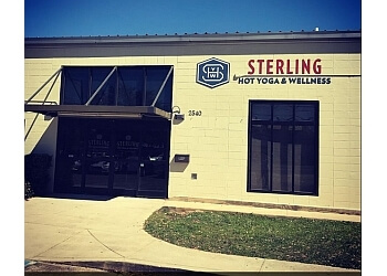 Mobile yoga studio Sterling Hot Yoga & Wellness