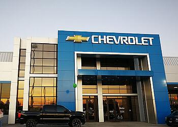 Houston car dealership Sterling McCall Chevrolet