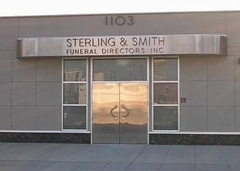 Fresno funeral home Sterling & Smith Funeral Home
