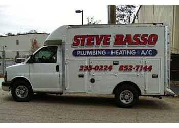 Bridgeport plumber Steve Basso Plumbing Heating & A/C