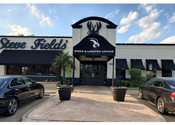 Plano steak house Steve Fields' Steak and Lobster Lounge