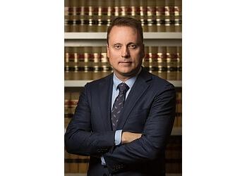 Spokane criminal defense lawyer Steve Graham