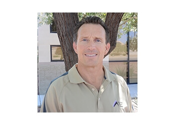 Peoria physical therapist Steve Kaye, PT, DPT