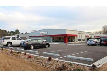 Little Rock auto body shop Steve Landers Collision Center