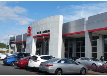 Little Rock car dealership Steve Landers Toyota