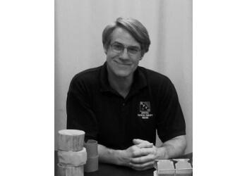 Norfolk physical therapist Steve Schall, MS, PT, OCS, CWSE, CCI