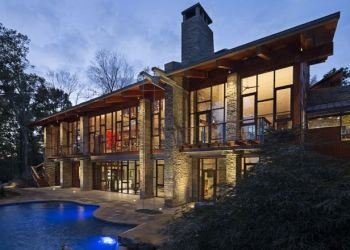 Omaha residential architect Steven Ginn Architects