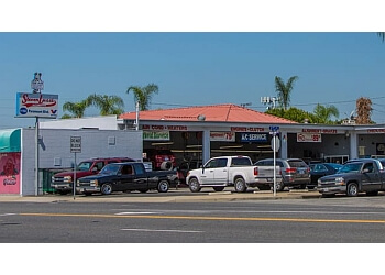 Downey car repair shop Steven Luzzi Automotive