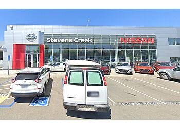 Santa Clara car dealership Stevens Creek Nissan