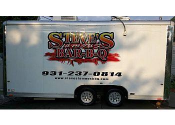 Clarksville food truck Steve's Famous Bar-B-Q