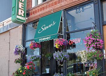 Chicago florist Steve's Flower Market