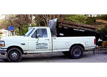 Kansas City junk removal Steve's General Hauling, LLC