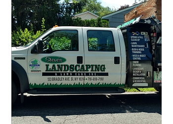 New York lawn care service Steve's Landscaping & Lawn Care, Inc.