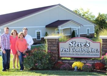 Columbia pest control company Steve's Pest Control, inc.