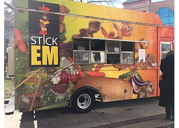 Memphis food truck Stickem Food Truck