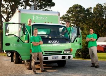 Hampton lawn care service Stickle Landscape Management