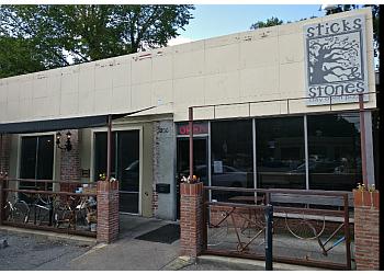 Greensboro pizza place Sticks & Stones