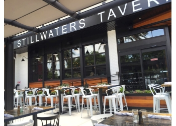 St Petersburg american restaurant Stillwaters Tavern