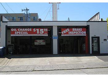 Seattle car repair shop Stingray Auto Repair