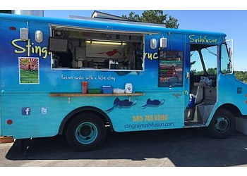 Rochester food truck Stingray Fusion LLC