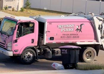 Clarksville septic tank service Stinky Pinky