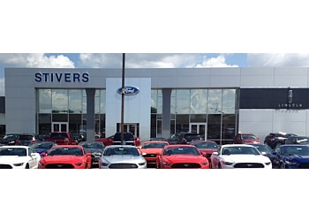 Montgomery car dealership Stivers Ford Lincoln