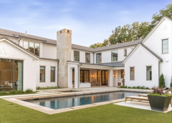 Dallas residential architect Stocker Hoesterey Montenegro Architects, PLLC