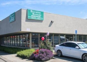 Stockton rental company Stockton Supplies (American Event Rentals)