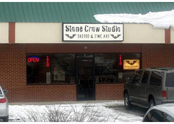 Columbia tattoo shop Stone Crow Studio LLC