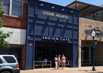 Waco indian restaurant Stone Hearth Indian Cafe