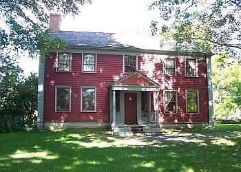 Rochester landmark Stone-Tolan House